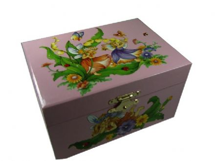 Two Fairies Music Box CB22017